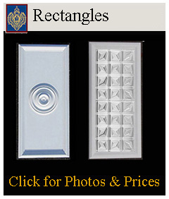 collection of rectangular medallions from imperial