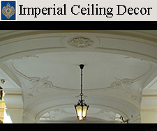 Imperial Ceiling Decor - 1000's of Ceiling Enhancement Products