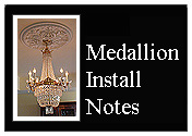 How to install a medallion